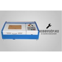 KH-3020B 40W CO2 Lézergravírozó - 30x20cm